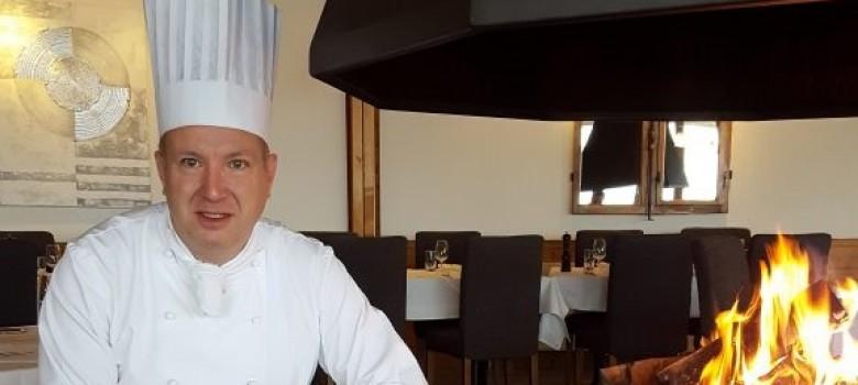 Chef Martin Fleischmann