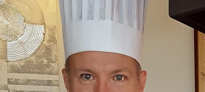 Chef de cuisine Martin Fleischmann